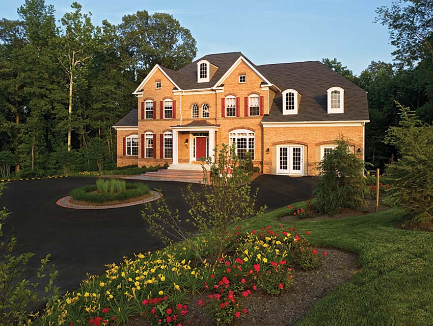 The Ridges New Home Community In Brandywine Md