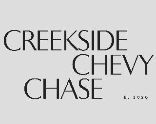 Creekside Chevy Chase  -  E. 2020