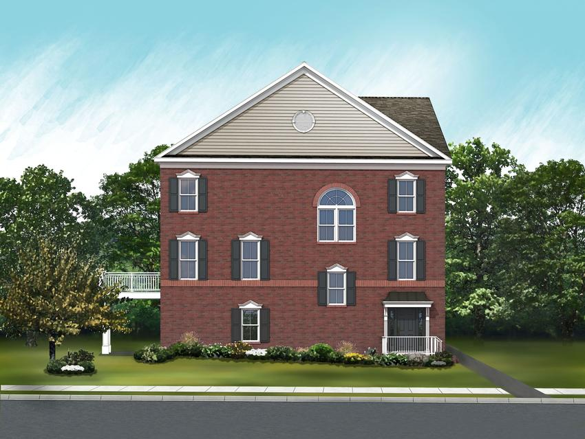 Beechtree townhomes new home community in upper marlboro for Armstrong homes price per square foot